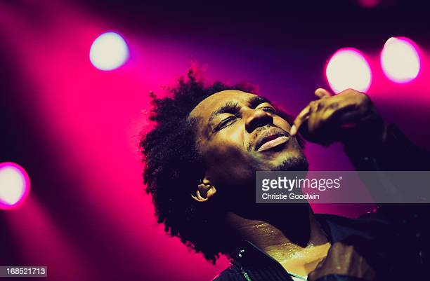 Lemar performs on stage at the Indigo2 on December 15 2012 in London United Kingdom