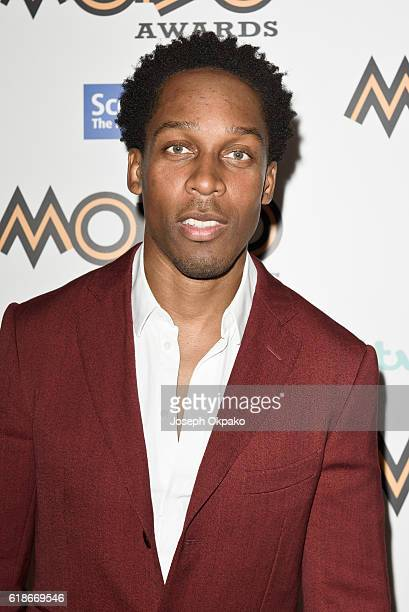 Lemar poses backstage for the PreMOBO Awards Show at Cadogan Hall on October 27 2016 in London England