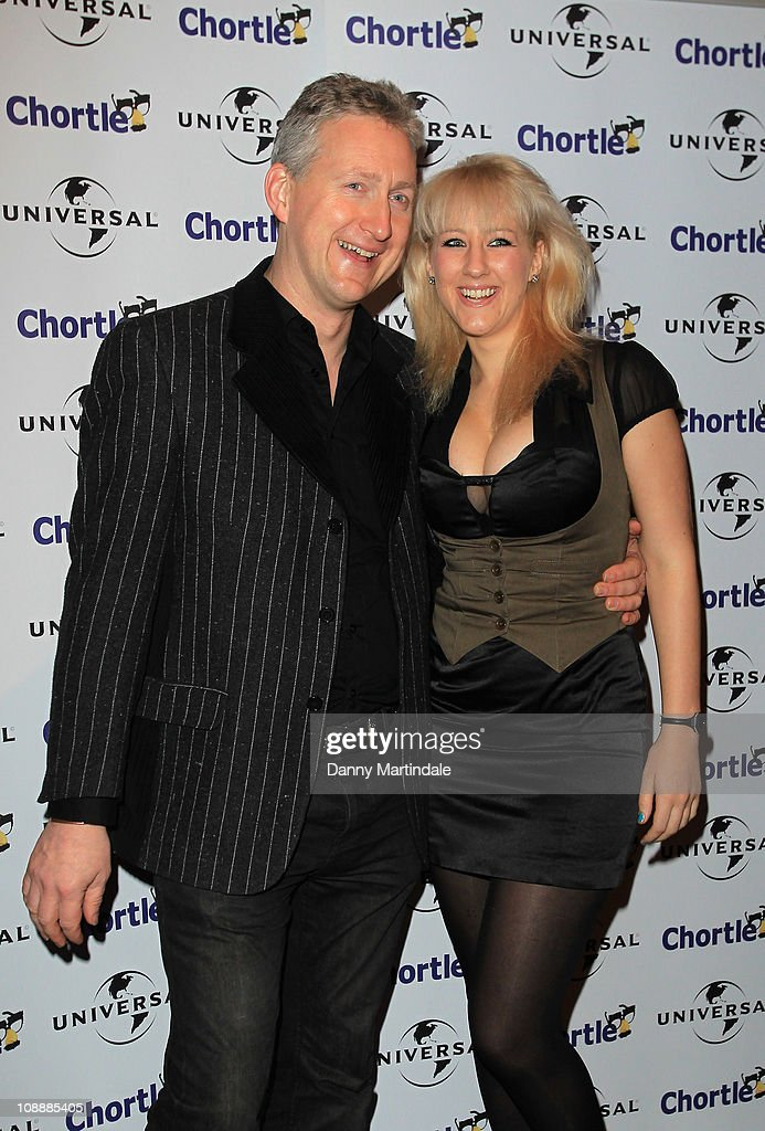 Chortle Comedy Awards - Arrivals