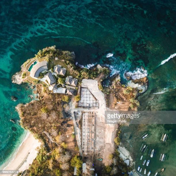 Lembongan Tamarind Beach Drone