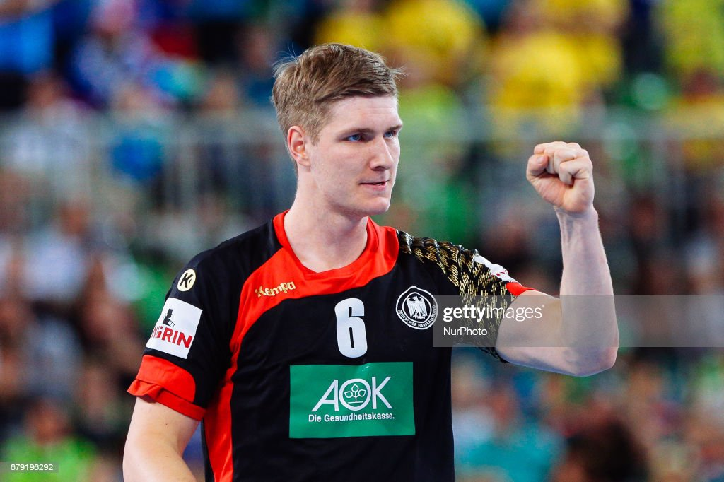 Lemke F From Germany During The 2018 Ehf Men S European