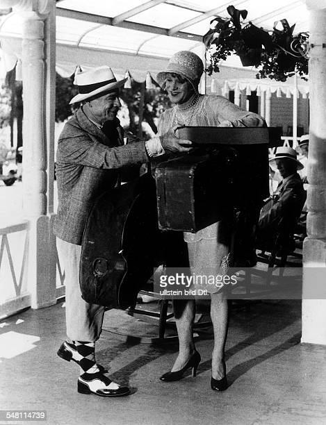 Lemmon Jack Actor USA * Scene from the movie 'Some Like it Hot'' Directed by Billy Wilder USA 1959 Produced by Ashton Productions Vintage property of...