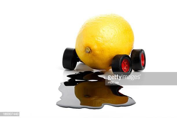 Voiture de citron