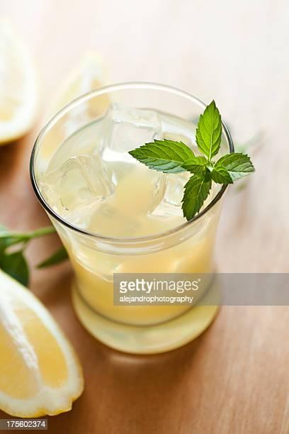 レモンのカクテル