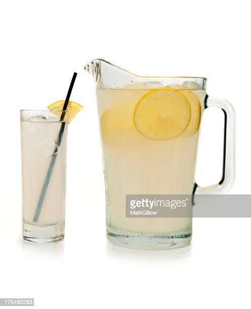 Lemon Cocktail Pitcher