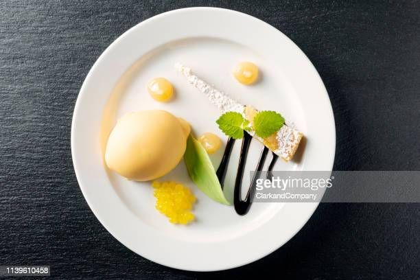 citron dessert - china: through the looking glass bildbanksfoton och bilder
