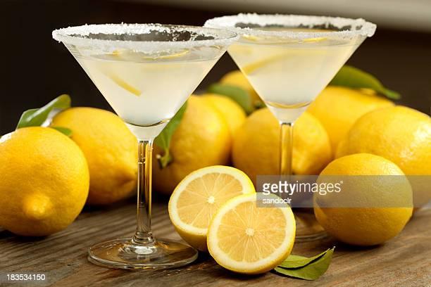 Lemon Martini's