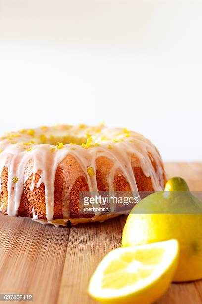 Lemon Ring Cake