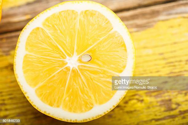 Lemon Slice, Cross Section, Germany