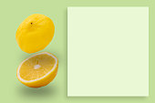 http://www.istockphoto.com/photo/lemon-slices-pattern-on-green-background-gm962086390-262744255