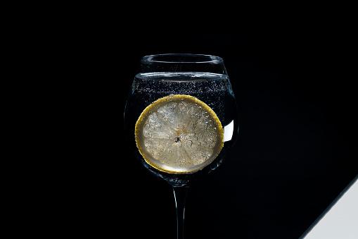 Lemon & Soda - gettyimageskorea