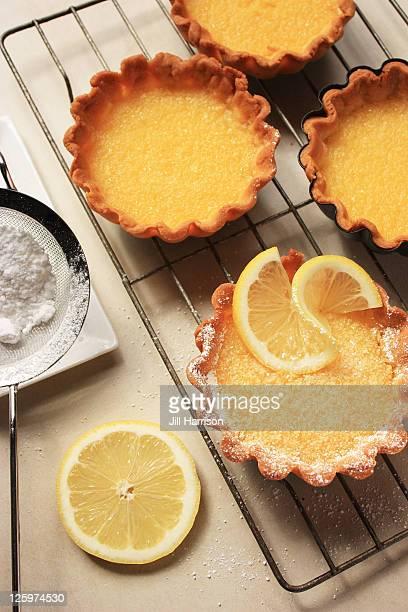 lemon tart - jill harrison stock pictures, royalty-free photos & images