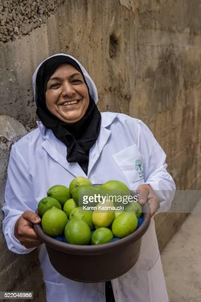 Lemons in Ramallah