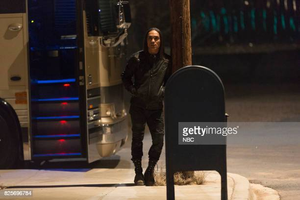 TEXAS 'Lemuel Unchained' Episode 103 Pictured Zahn McClarnon as Zachariah