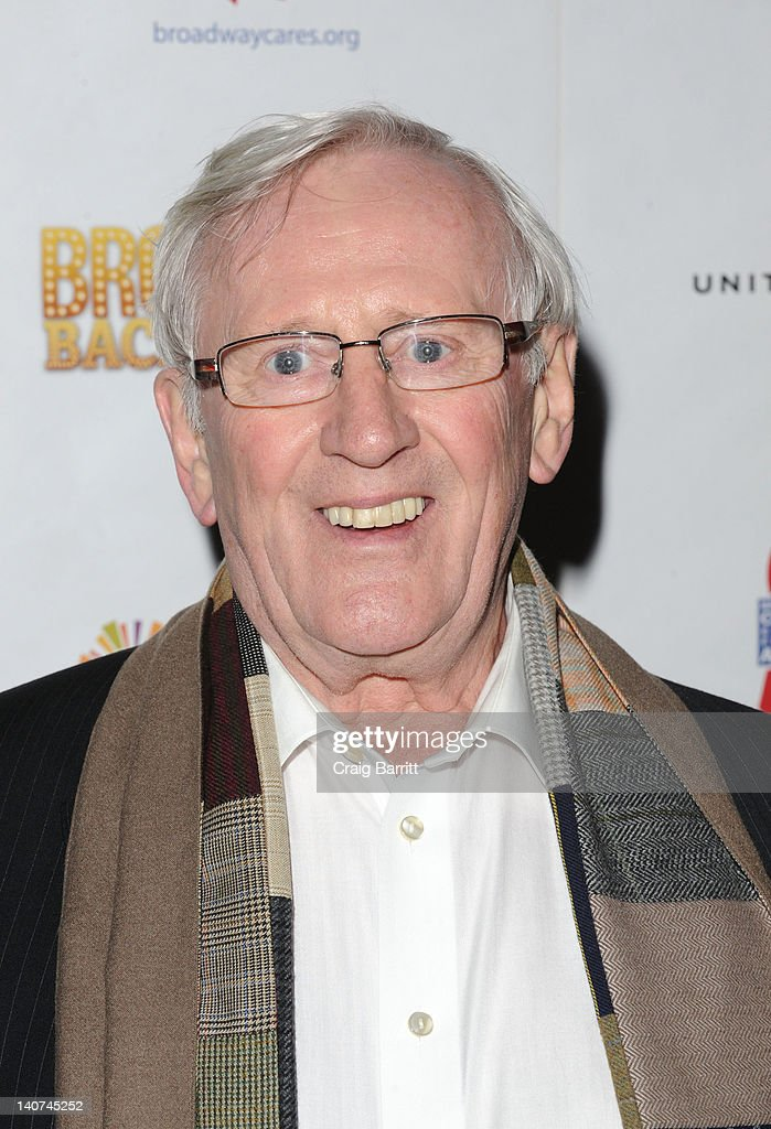 Len Cariou attends Broadway Backwards 7 at the Al Hirschfeld Theatre on March 5, 2012 in New York City.