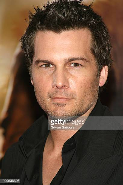 Len Wiseman during Live Free or Die Hard New York City Primiere Arrivals at Radio City Music Hall at 1260 Avenue of the Americas in New York City New...
