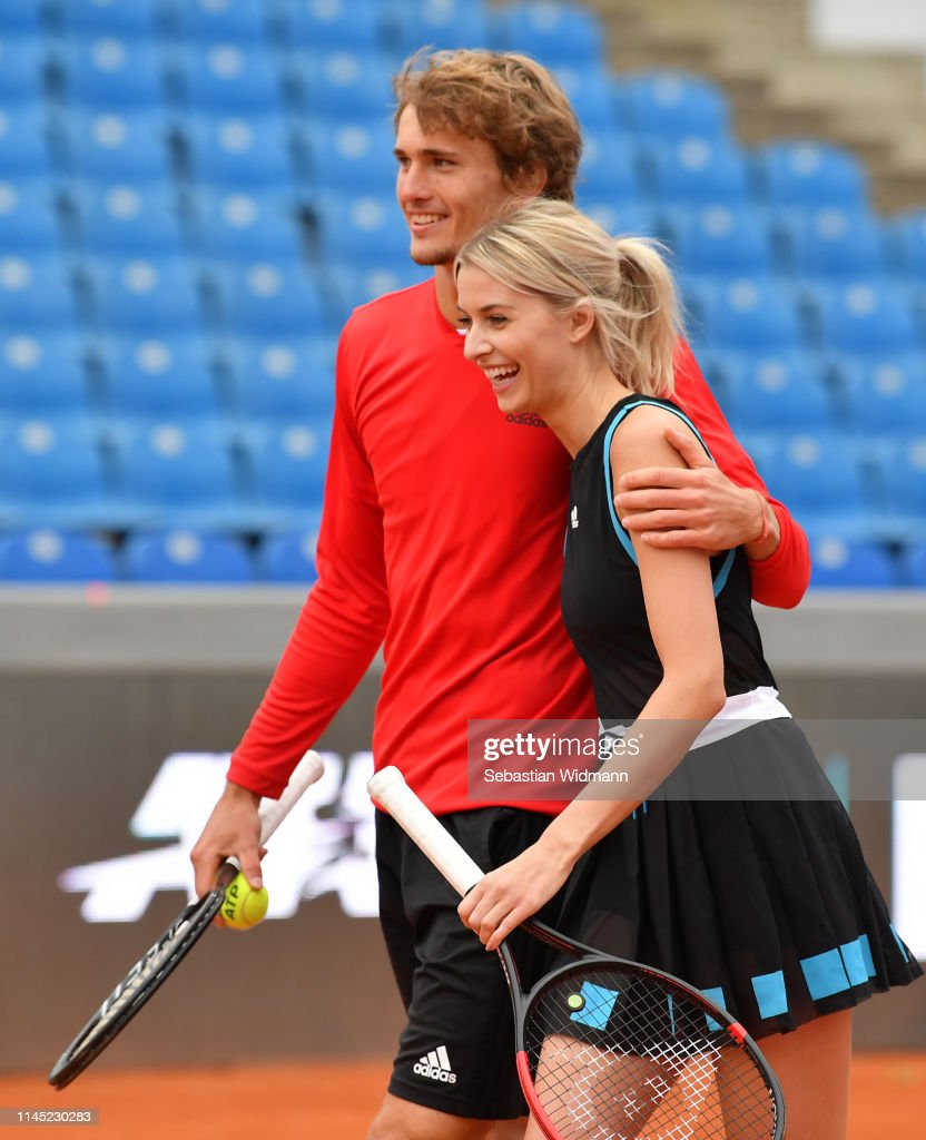 DEU: Celebrity Tennis Match - BMW Open by FWU