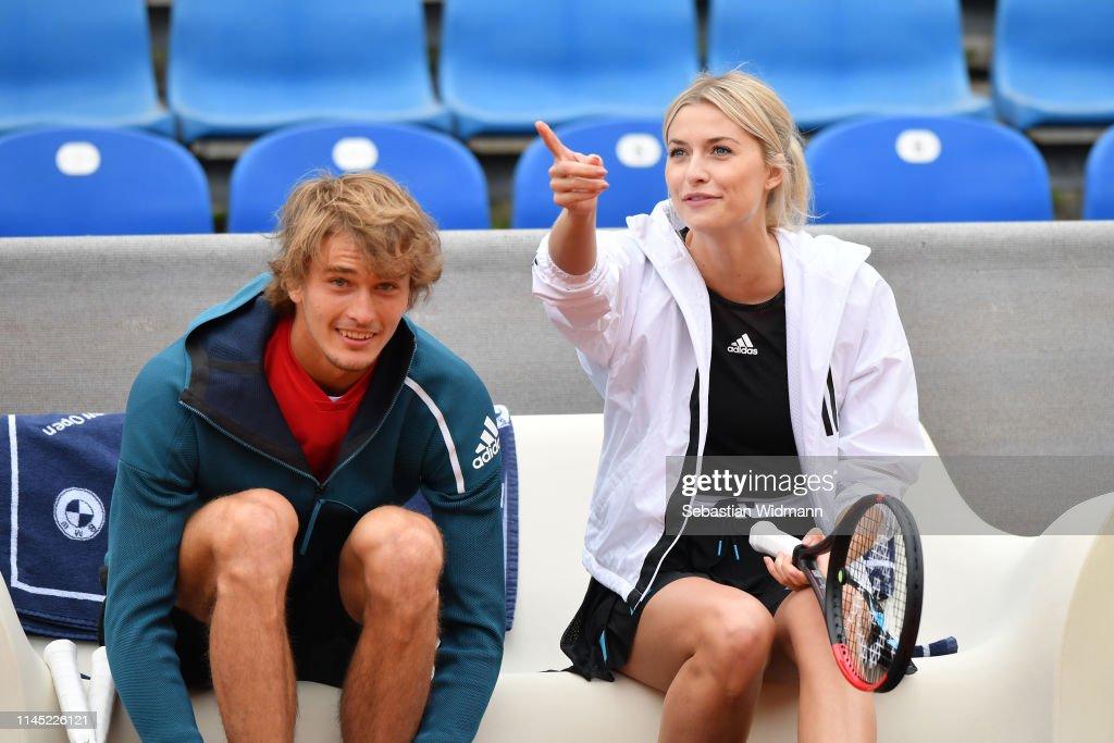 Celebrity Tennis Match - BMW Open by FWU : News Photo