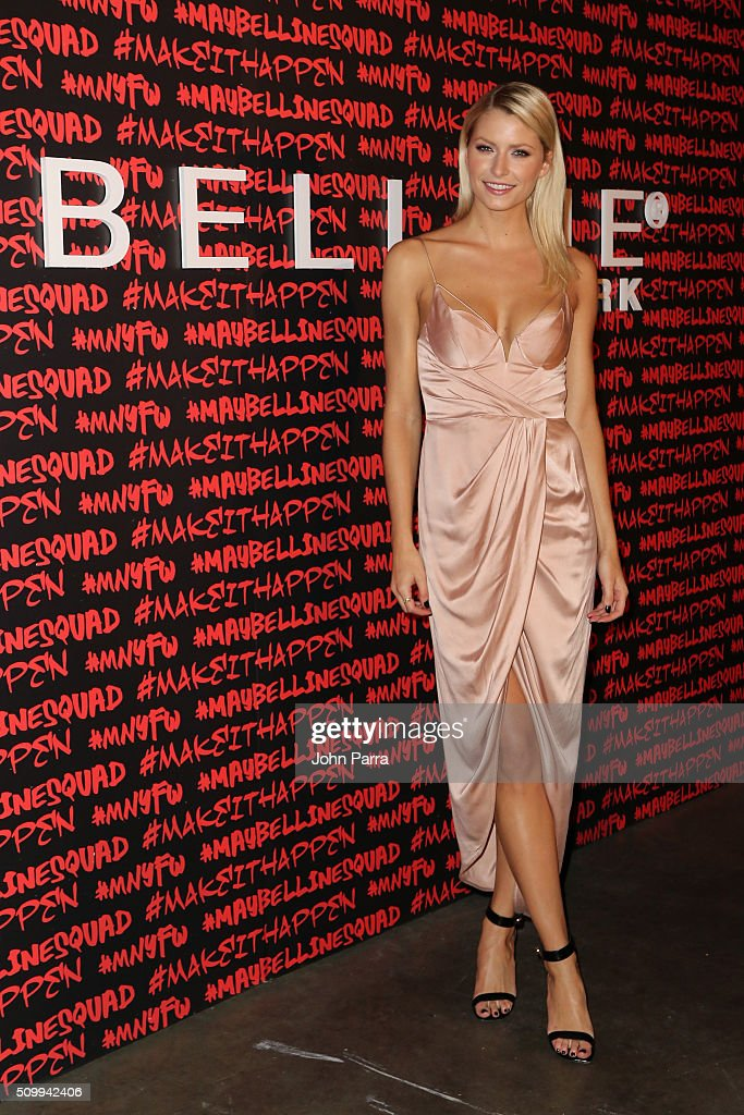 Maybelline New York Celebrates Fashion Week