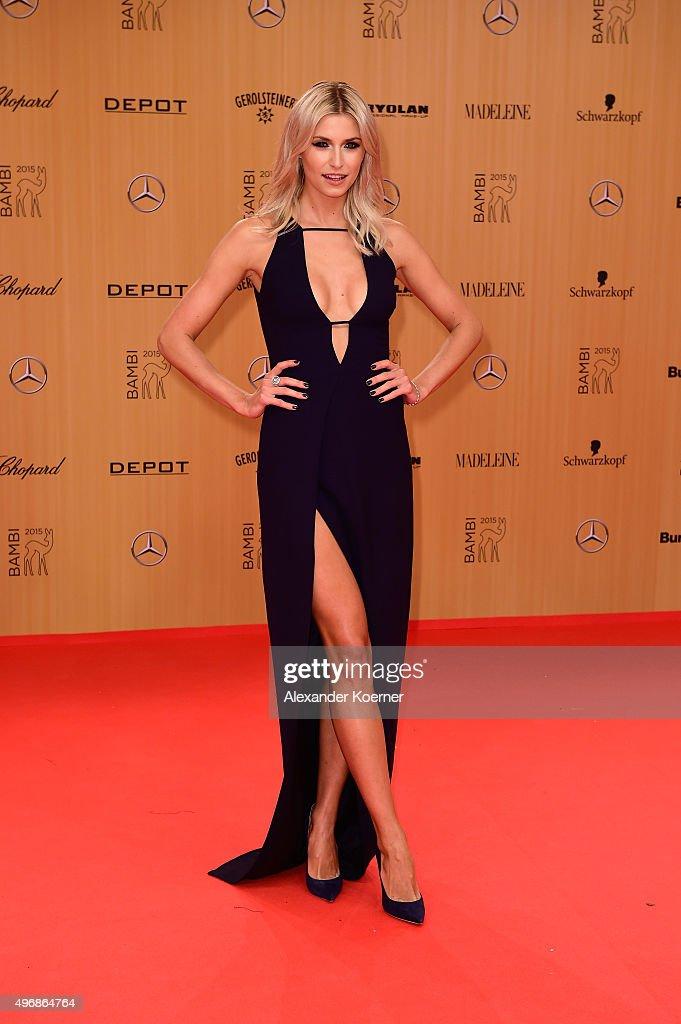 AIGNER At Bambi Awards 2015 - Red Carpet Arrivals
