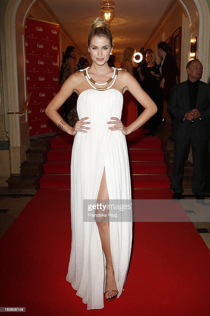 Gala Spa Awards 2013 : Nachrichtenfoto