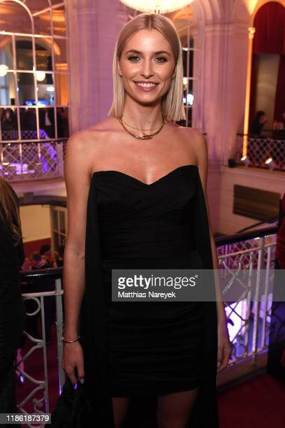 Lena Gercke attends the GQ Men of the Year Award after show party at Komische Oper on November 07 2019 in Berlin Germany