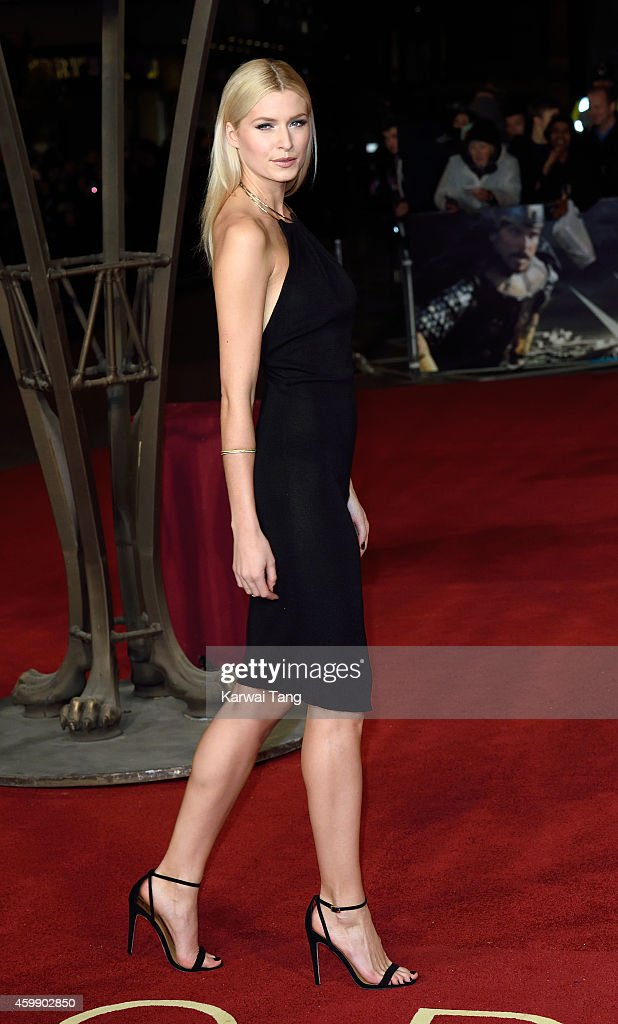 Lena Gercke Attends The World Premiere Of Exodus Gods And