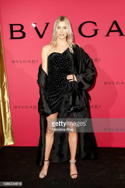 Lena Gercke during the Bulgari party with the motto #Starsinbulgari on February 7 2019 in Berlin Germany