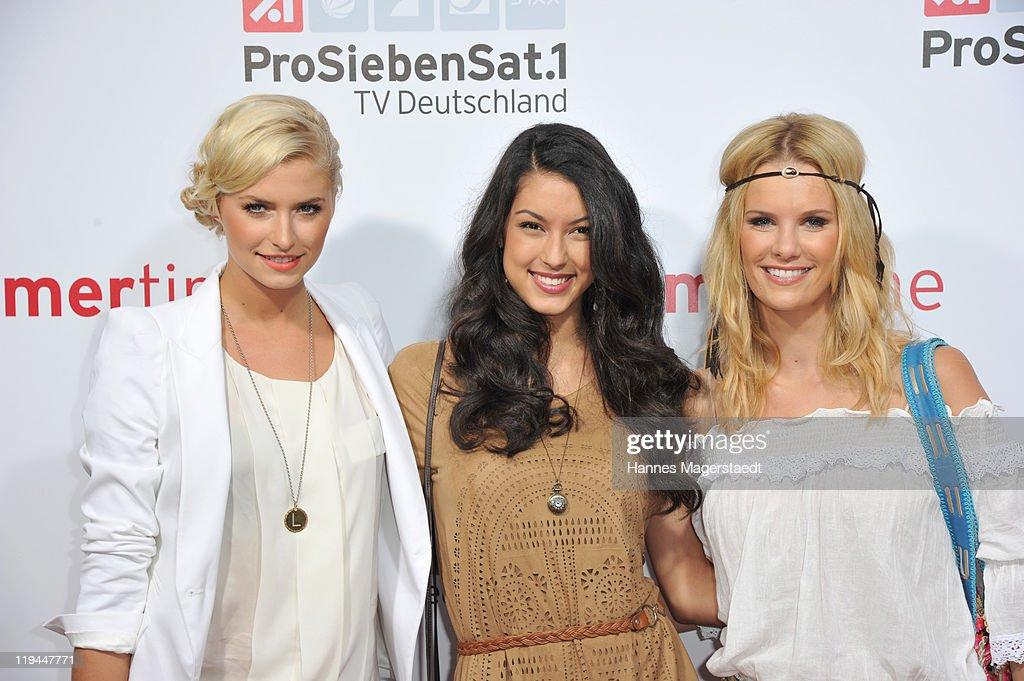 ProSiebenSat1 Summertime : Nachrichtenfoto