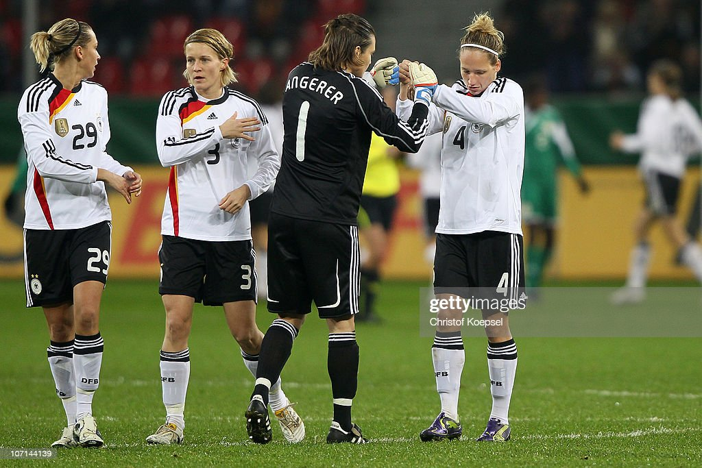 Germany v Nigeria - Women's International Friendly