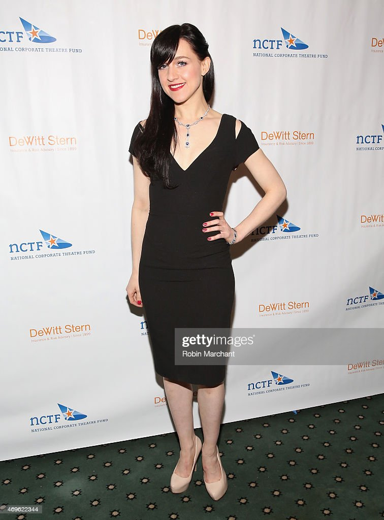 Lena Hall attends National Corporate Theatre Fund's 2015 Chairman's Awards Gala at The Pierre Hotel on April 13, 2015 in New York City.