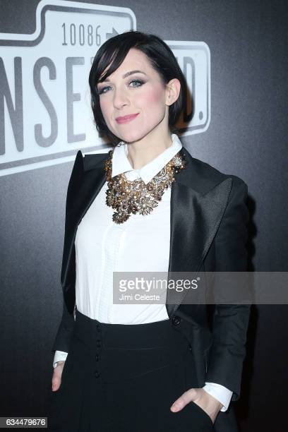 Lena Hall attends 'Sunset Boulevard' Opening Night After Party at Cipriani 42nd Street on February 9 2017 in New York City