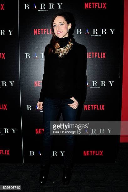 Lena Hall attends the Netflix Hosts a Screening of Barry at Landmark Sunshine Theater on December 13 2016 in New York City