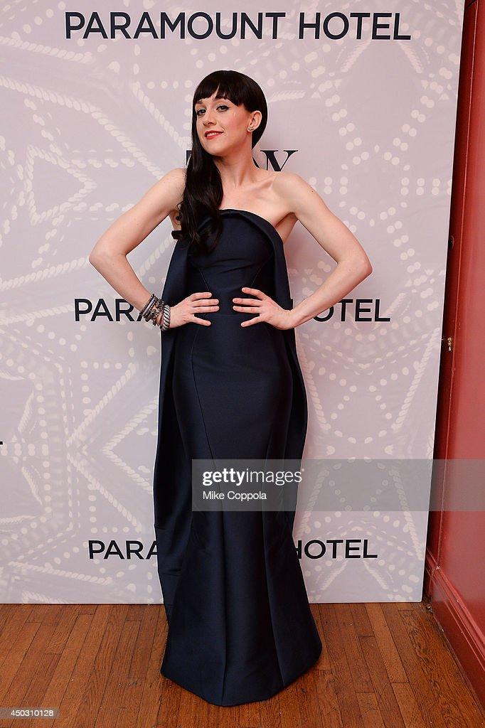 2014 Tony Awards - Paramount Hotel Winners' Room : Fotografía de noticias