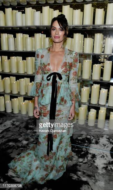 Lena Headey attends HBO's Post Emmy Awards Reception on September 22, 2019 in Los Angeles, California.