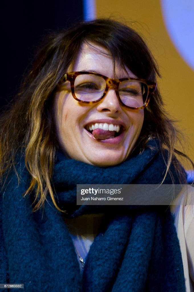 Lena Headey Attends Heroes Comic con Madrid