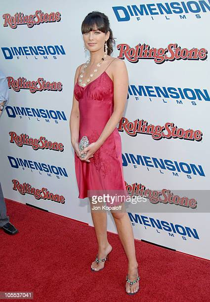 """Lena Headey during """"The Brothers Grimm"""" Los Angeles Premiere - Arrivals at The Directors Guild in West Hollywood, California, United States."""