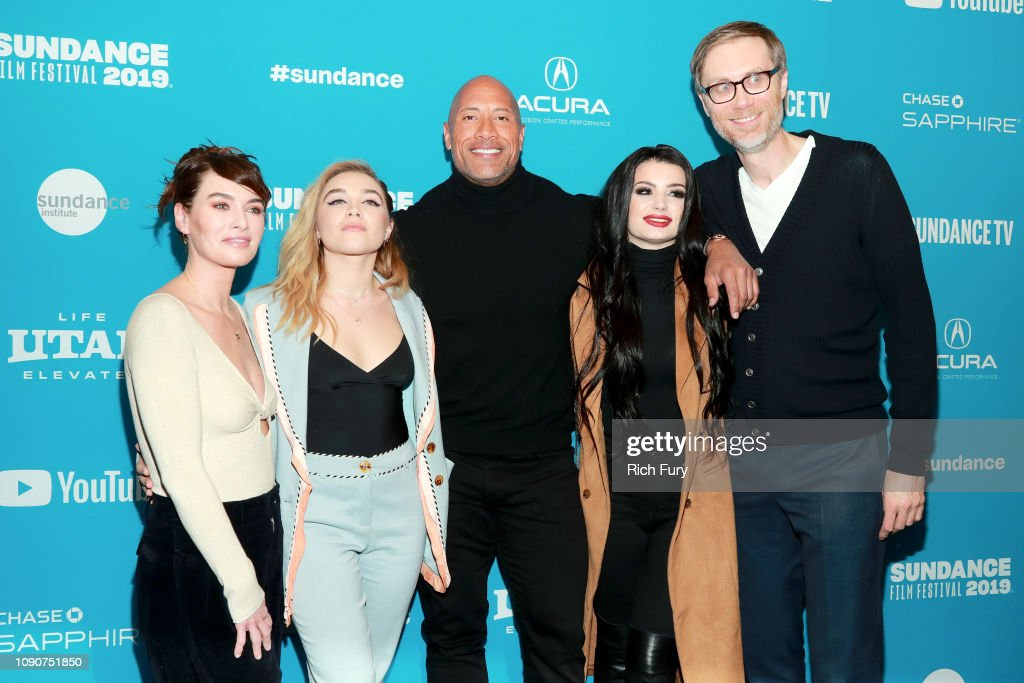 """2019 Sundance Film Festival - Surprise Screening Of """"Fighting With My Family"""" : News Photo"""