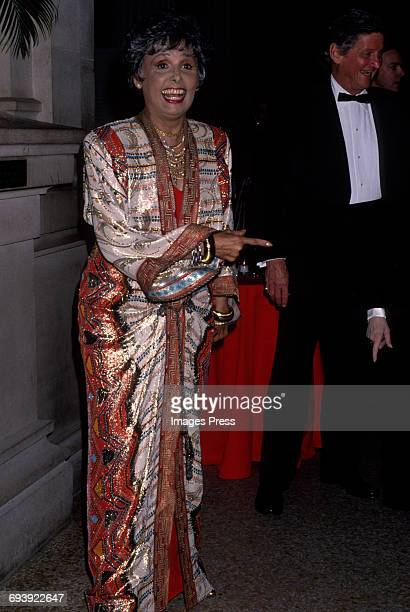 Lena Horne circa 1990 in New York City.