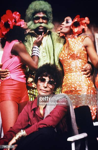 "Lena Horne in a scene from the movie ""The Wiz"" in 1978 in New York, New York. The movie was directed by Sidney Lumet and produced by Universal..."