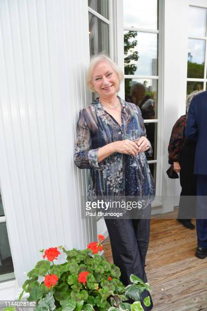 Lena Kaplan attends Urban Stages' 2019 Annual Benefit at Loeb Central Park Boathouse NYC on May 15 2019 in New York City
