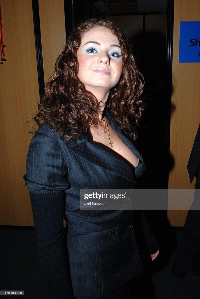 2005 MTV European Music Awards Lisbon - Backstage