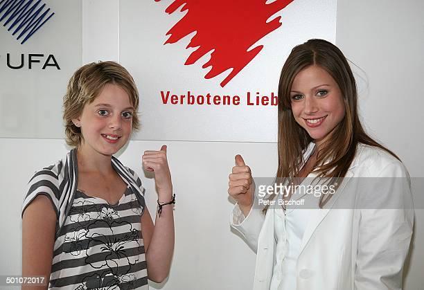 Lena Katrin Hess Aktion Herzenswünsche ermöglichte Besuch und Rolle bei ARDDailySoap Verbotene Liebe Köln NordrheinWestfalen Deutschland Europa...
