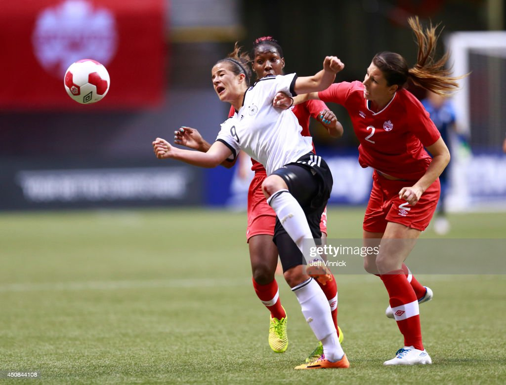 Canada v Germany - Women's International Friendly
