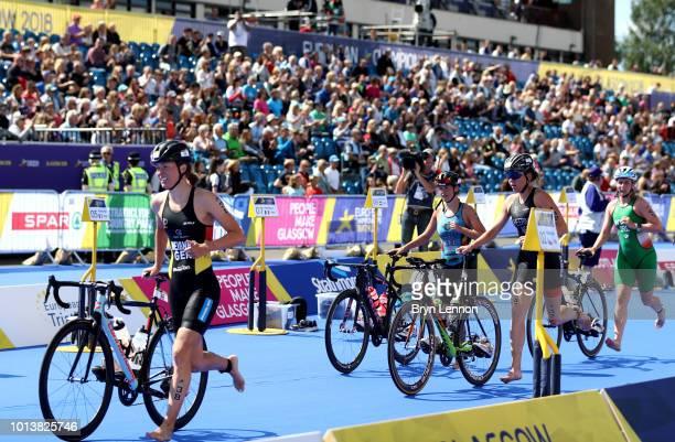30 Hochwertige Triathlon European Championships Glasgow 2018