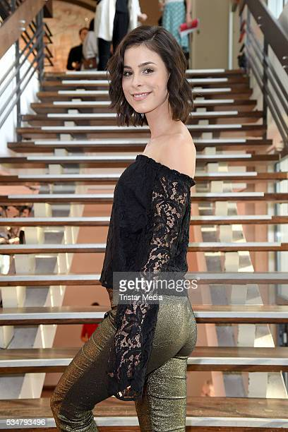 Lena MeyerLandrut attends the 25th Anniversary Of DKMS on May 27 2016 in Berlin Germany