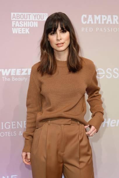 DEU: VIPS At a lot less by Lena Meyer-Landrut - ABOUT YOU Fashion Week Autumn/Winter 21