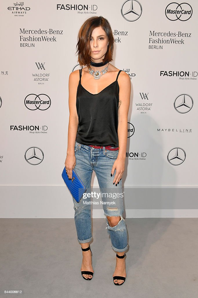 Designer for Tomorrow Arrivals - Mercedes-Benz Fashion Week Berlin Spring/Summer 2017