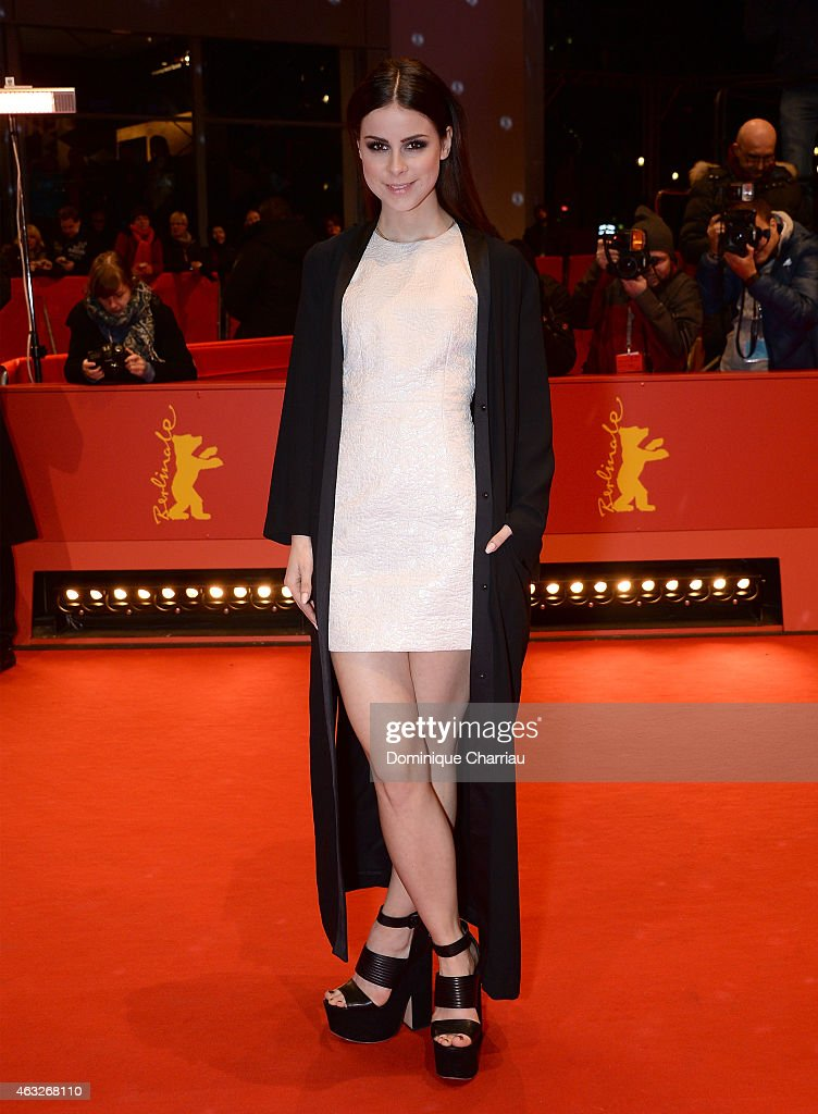 'Sworn Virgin' Premiere - 65th Berlinale International Film Festival