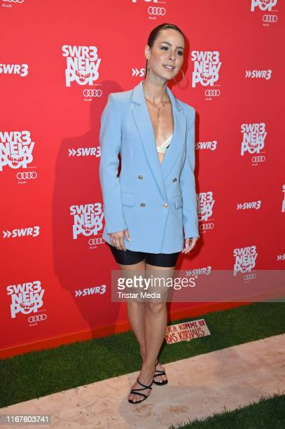 "Lena Meyer-Landrut attends the ""SWR3 New Pop Festival - Das Special on September 12, 2019 in Baden-Baden, Germany."